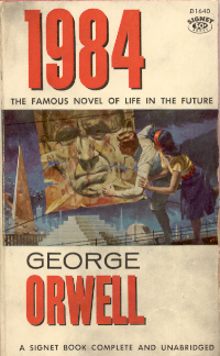 A 1949 review of orwells 1984
