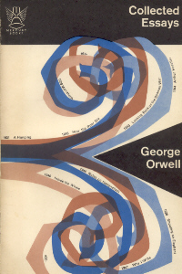 orwell collected essays 1961 Prose laureate the collected essays, journalism, and letters of george orwell by sonia orwell and ian angus harcourt, brace & world 4 vols 2041 pp.