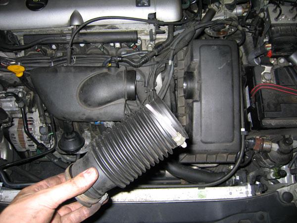 Stappenmotor reinigen en onregelmatig toerental oplossen for Sensor schoonmaken
