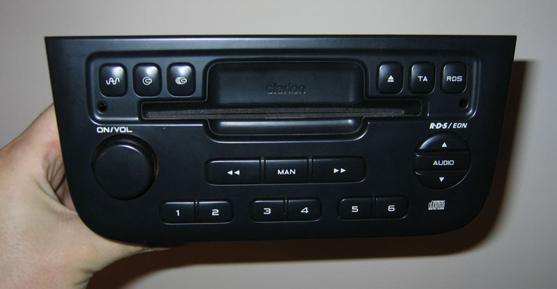 pioneer car stereo user manual