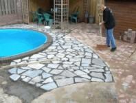 Zwembaden - Ontwikkeling rond het zwembad ...