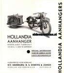 Hollandia aanhanger plus DKW RT met 3 PK !