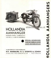 Hollandia's aanhanger
