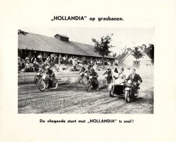 Hollandia's catalogus
