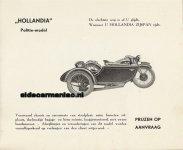 Hollandia's catalogus