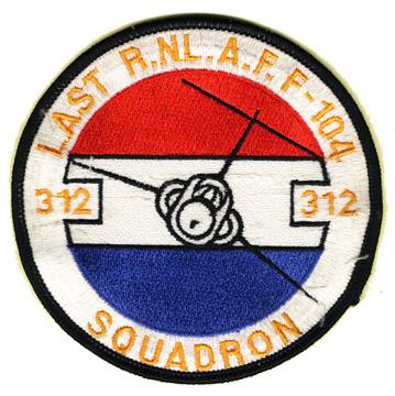 conversion squadron Royal Netherlands AF
