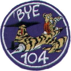 Belgian Air Force patch, 31 smaldeel, farewell (copy)