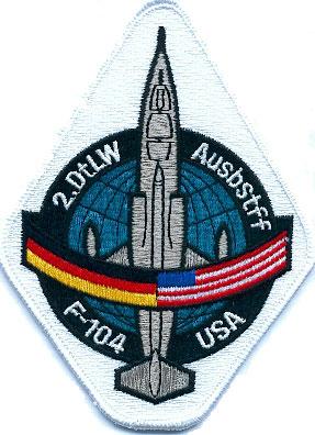 German Air Force patch, 2nd Detachment Luftwaffe (2.DtLW)