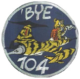 Belgian Air Force patch, 31 smaldeel, farewell (original)