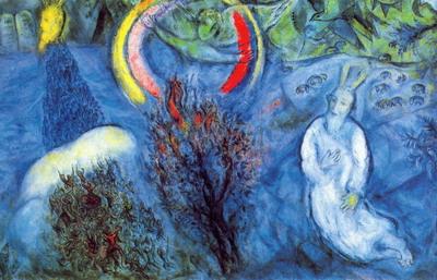 Preek samenvatting Chagall Afbeeldingen