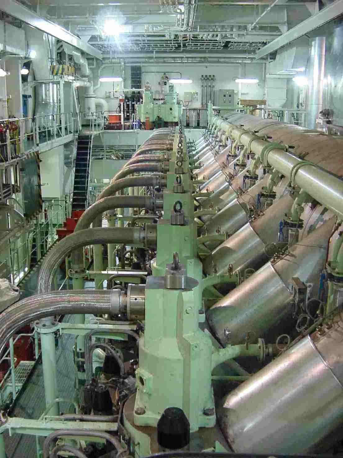 engine lubrication system diagram labeled engine cooling
