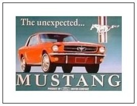 Early mustang 1962 66 dutchmustang Ford motor company press release