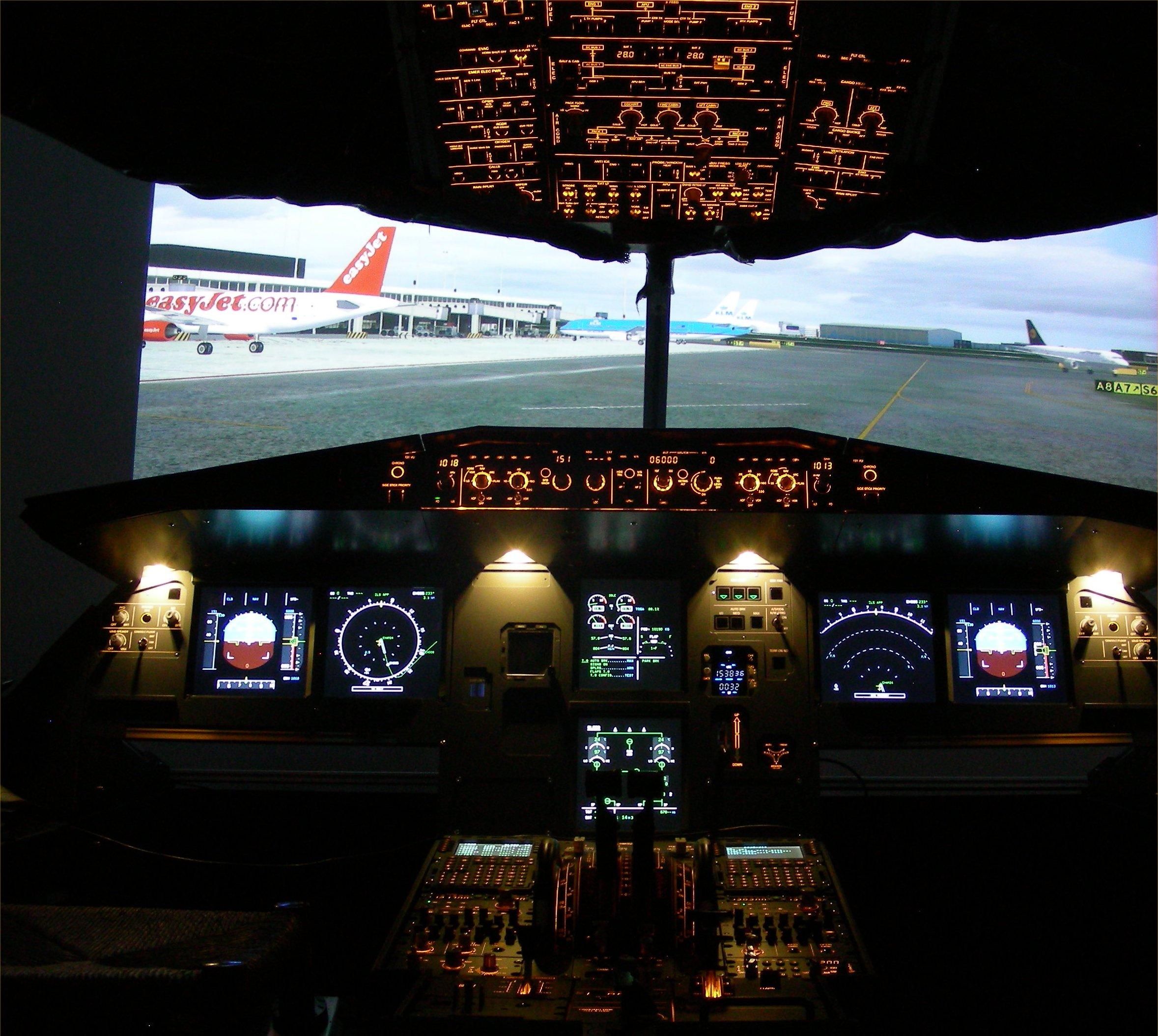 Flightsim Home Page