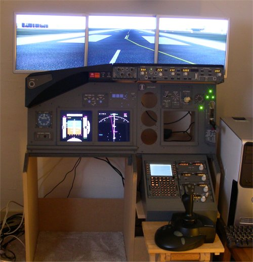 Flight Sim Desk – desk