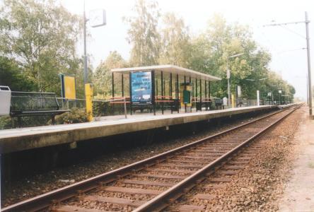 Stations in nederland de letter wisky - Geschilderde trapmodel ...