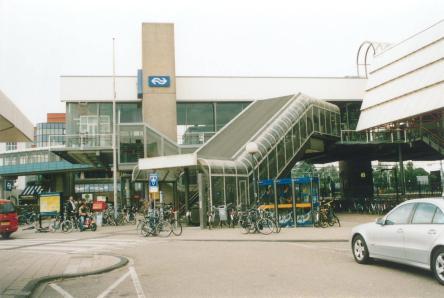 alle stations nederland