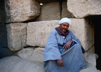 typisch egyptisch gerecht